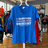I Survived the Drought - Blue (Clearence)