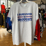 I Survived The Drought - Grey (Clearance)