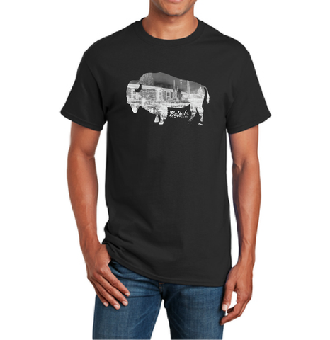 Buffalo City Print - Tees