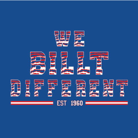 We BILLT Different
