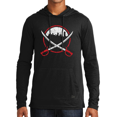 City Swords (Black) - Sweatshirts