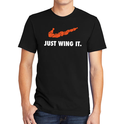Just Wing It.