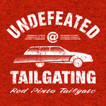 Undefeated @ Tailgating - Red Pinto Tailgate