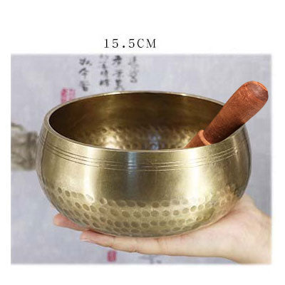Tibetan Meditation Singing Bowl Set