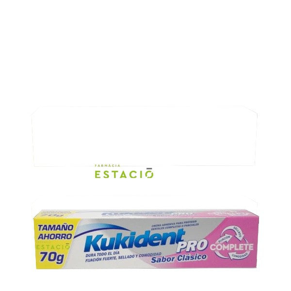 KUKIDENT PRO COMPLET SABOR CLASICO 70 G