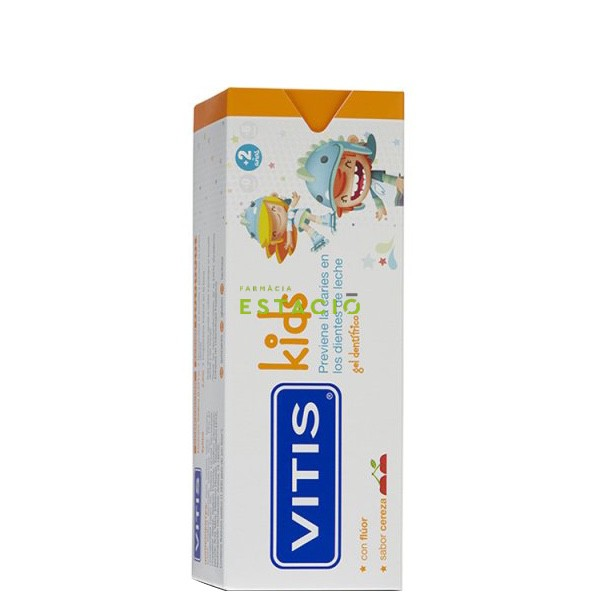 VITIS KIDS GEL DENTIFRIC 50 ML