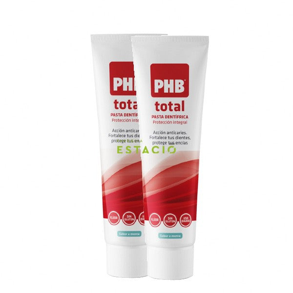 PHB TOTAL PASTA 75 ML X 2 UNI