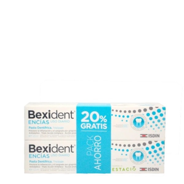 DUPLO BEXIDENT ENCIAS 125 ML