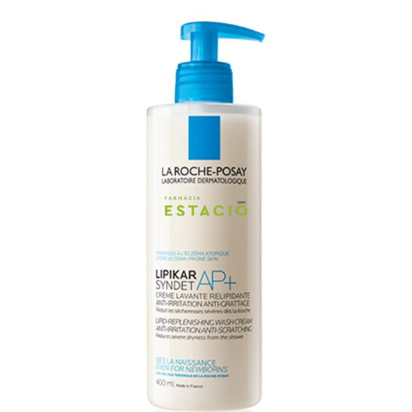 LIPIKAR SYNDET AP+ ANTI-IRRITACIONES GEL-CREMA 400ML