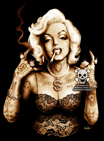 Gangsta Marilyn