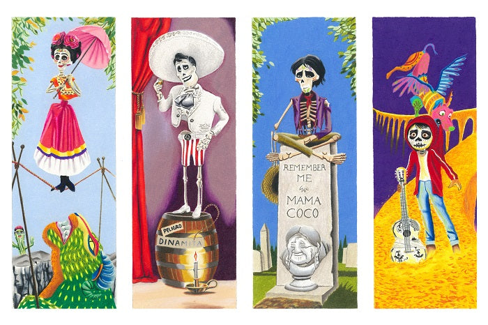 coco stretch - Haunted Mansion Nightmare Before Christmas