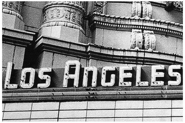 Los Angeles Marquee