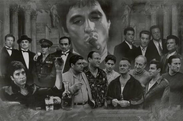 Scarface (XL Frame)