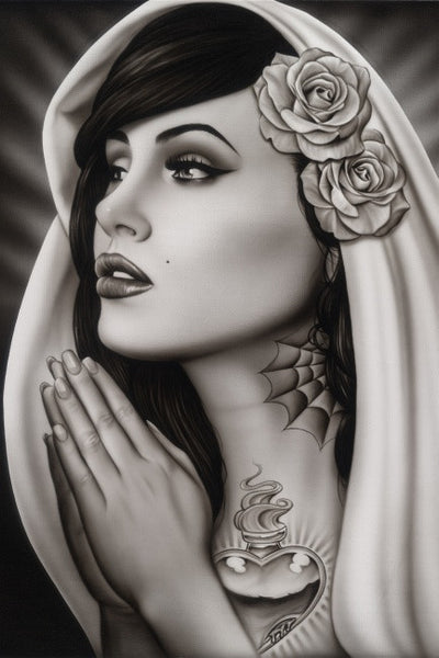 Tattooed Mary