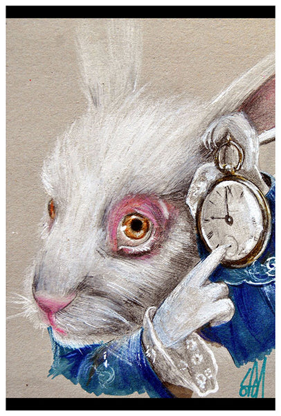 White Rabbit Time