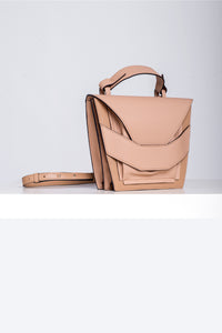 Layered Bag - Light Cinnamon