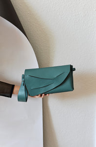 Mini Hybrid Bag - Jade Green
