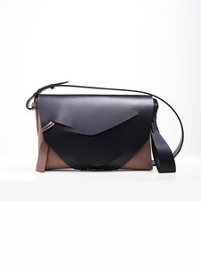 Boomerang Hybrid Bag - Latte Black