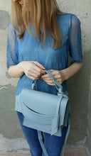 Load image into Gallery viewer, Mini Extreme Slashed Bag - Mint