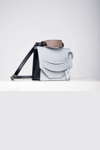 Mini Extreme Slashed Bag - Two-Tone
