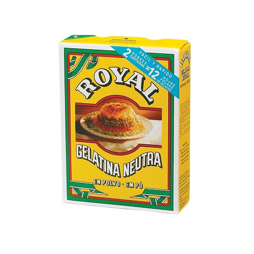 Gelatina Neutra 20g - Royal