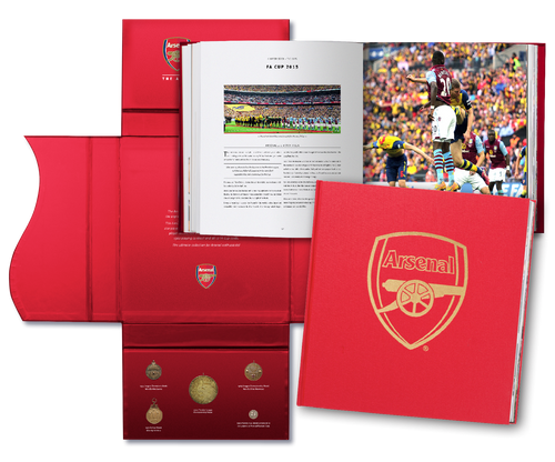 Arsenal History Book