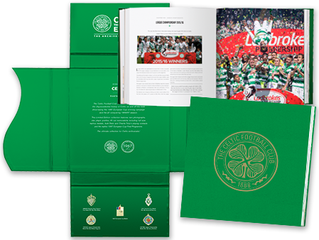Celtic History Book-less than 50 left