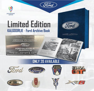 Kalgoorlie Plated Ford Archives Collection Sold Out
