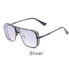 Most Stylish Metal Square Vintage Sunglasses For Men And Women-SunglassesCraft
