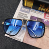 Stylish Square oversized Sunglasses For Men And Women-SunglassesCraft