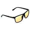 Shaded Yellow and Black Sunglasses For Men And Women-SunglassesCraft