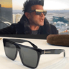 Sahil khan Classic Square Sunglasses For Men And Women-SunglassesCraft