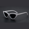 Felicity Smoak White Black Eyewear For Men And Women-SunglassesCraft