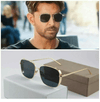Hrithik Roshan War Movie Square Sunglasses For Men-SunglassesCraft