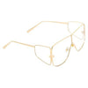 Square Day Night And Gold Sunglasses For Men And Women-SunglassesCraft