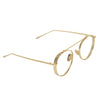 Round Gold Day Night Sunglasses For Men And Women-SunglassesCraft