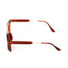 Way Light Red And Gold Sunglasses For Men And Women-SunglassesCraft