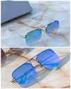 New Stylish Square Candy Sunglasses For Men And Women-SunglassesCraft