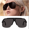 Half Frame Pilot Sunglasses For Men And Women-SunglassesCraft