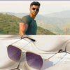 Hrithik Roshan War Movie Stylish Sunglasses For Men-SunglassesCraft