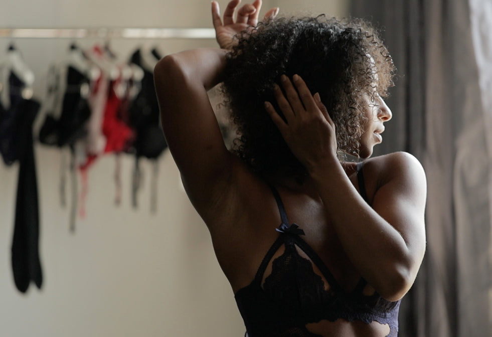 Still from Journelle commercial
