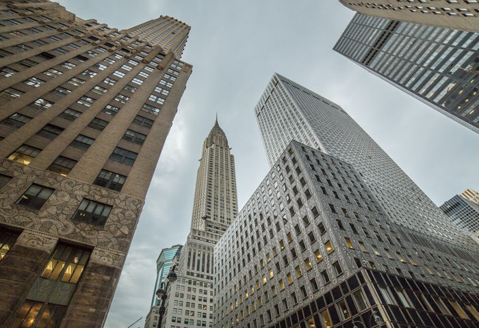 Chrysler Building in Midtown Manhattan