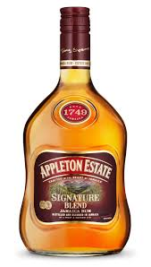 Appleton, Estate, Signature, Blend, Jamaica, Rom, Jamaica, Spiritus