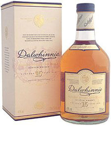 Dalwhinnie, 15 years, Old, Single, Malt, Whisky, Highland, Malt, 15 års, Spirtus