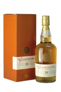 Glenkinchie - 10 Years old Single Lowland Malt (udsolgt)