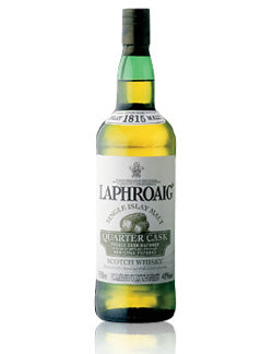 laphroaig quarter cask islay malt scotch whisky
