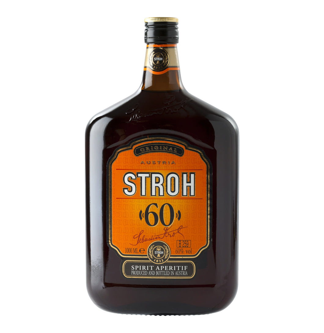 Stroh, 60, Rom, Spiritus, Østrig, Drinks, Cocktails