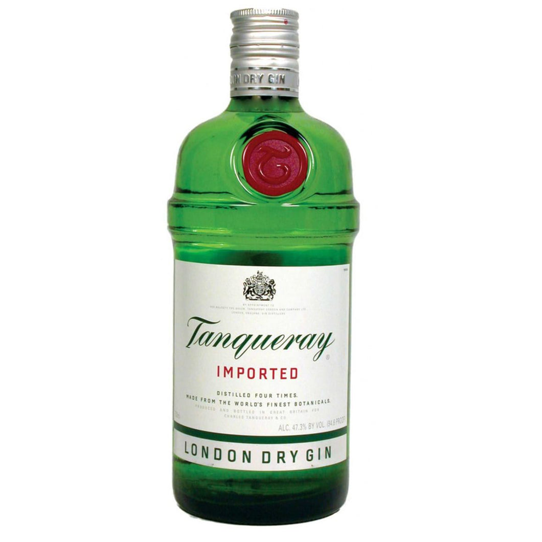 Tanqueray, Gin, Distilled, London Dry, Gin, Spiritus, Drinks