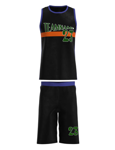Customized Basketball Jersey Set 03