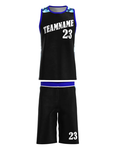 Customized Basketball Jersey Set 05
